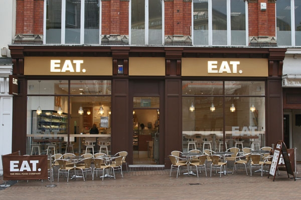 Stuur foto van Eaterie in Birmingham van Verenigd Koninkrijk als een gratis kaart