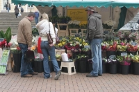 Photo de Flower stand - United Kingdom