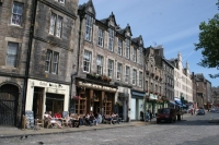 Picture of Edinburgh cafés - United Kingdom