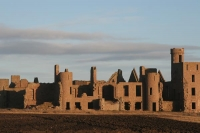 Foto van Slains Castle, Scotland - United Kingdom