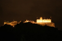 Foto van The Royal Castle in Edinburgh - United Kingdom