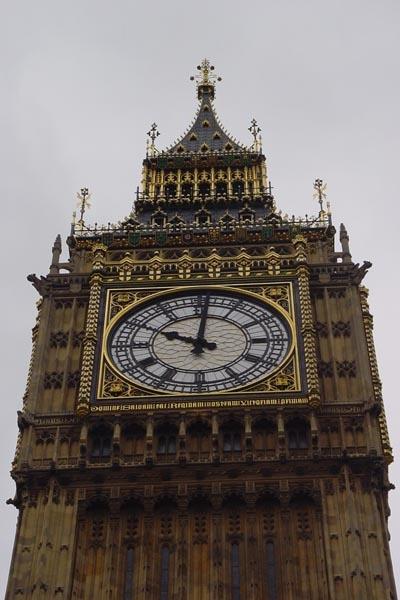 Spedire foto di Big Ben in London di Regno Unito come cartolina postale elettronica