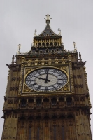 Foto van Big Ben in London - United Kingdom
