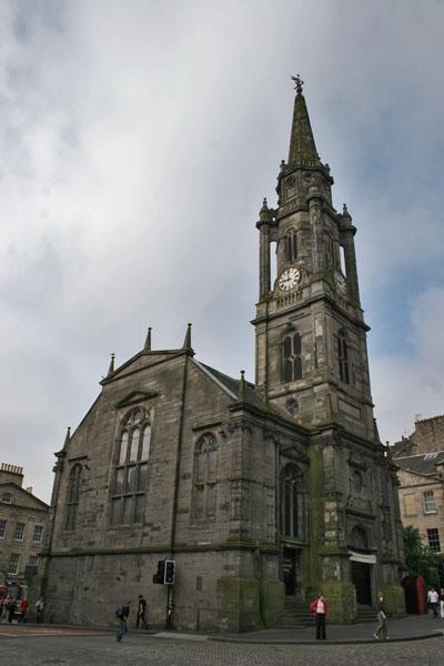 Spedire foto di Church in Edinburgh di Regno Unito come cartolina postale elettronica