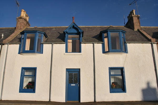 Send picture of House in Cruden Bay  from United Kingdom as a free postcard