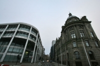 Foto van Buildings in Glasgow - United Kingdom