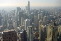 Foto di View over Chicago - U.S.A.