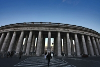 Picture of Street outside St. Peter's square - Vatican City