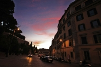 Picture of Street in Vatican City in the early evening - Vatican City
