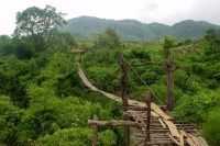 Foto di Bridge in Central Highlands - Vietnam