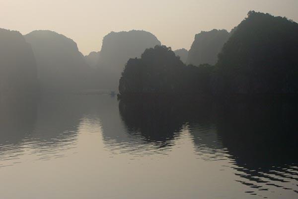 Envoyer photo de Halong Bay de Vietnam comme carte postale électronique