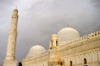 Picture of Mosque in Ibb - Yemen