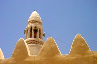 Picture of A Yemeni  minaret in Tarim - Yemen