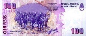 Image de monnaie de l'Argentine