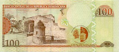 Image of money from Dominican Republic