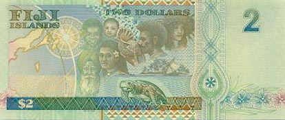 Image of money from Fiji