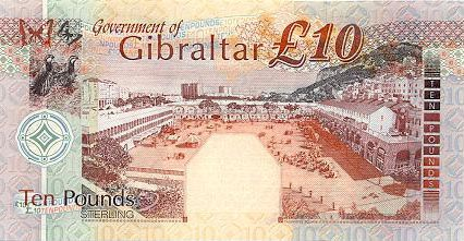 Image de monnaie de Gibraltar