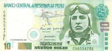 Image de monnaie de le Pérou