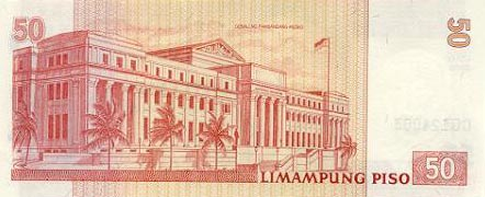 Image of money from Philippines