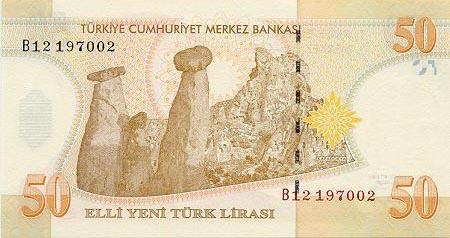 Imagen de dinero de Turquía