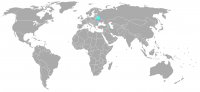 Image of position in world of Belarus