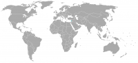 Image of position in world of Lebanon