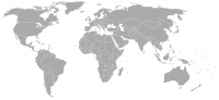 Image of position in world of Liechtenstein