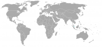 Image of position in world of Singapore