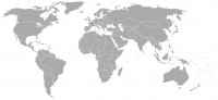 Image of position in world of Trinidad & Tobago